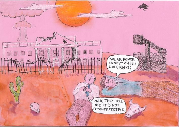 Old Cartoon, Still Relevant